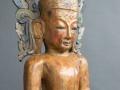 Bouddha royal birman