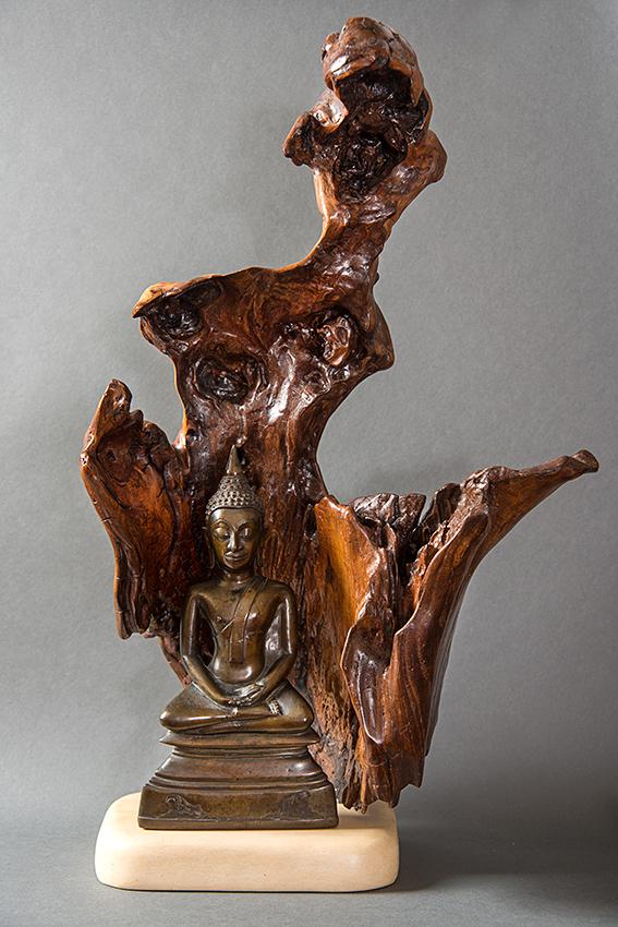 30-Bouddha Shan & Voile de dragon
